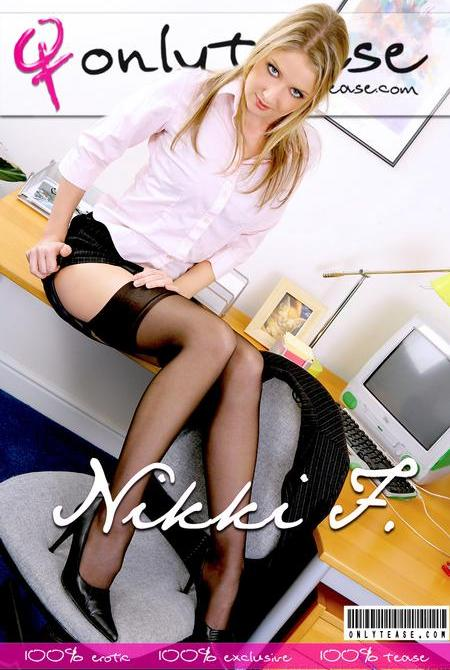 OnlyTease Model in Nikki F Friday, 22 May