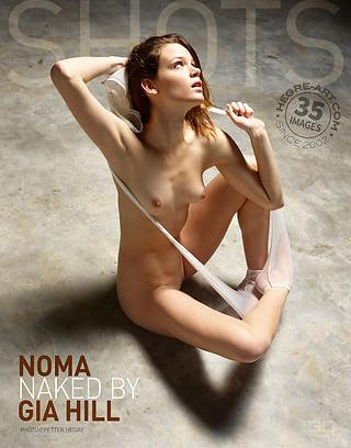 Hegre-Art Model in Noma naked by Gia Hill