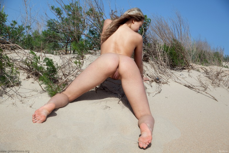 nudist beachgirl getting sexualised #1