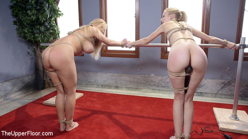 disobidient french aupair girl gets a lesson in bdsm #7