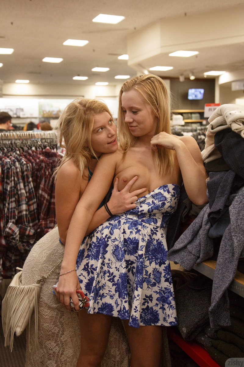 bailey brooke getting kinky in the department store #11