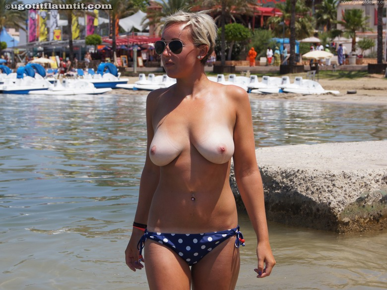 beach bunny tanlines exposed #8