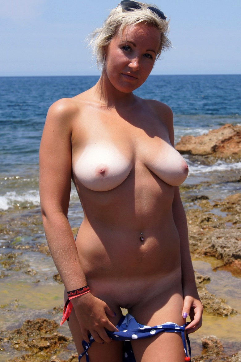 beach bunny tanlines exposed #3