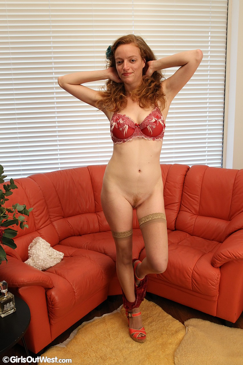 tight redhead from girlsoutwest #2