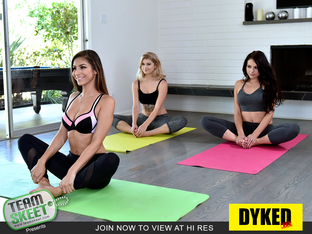 yogasex dyked #2