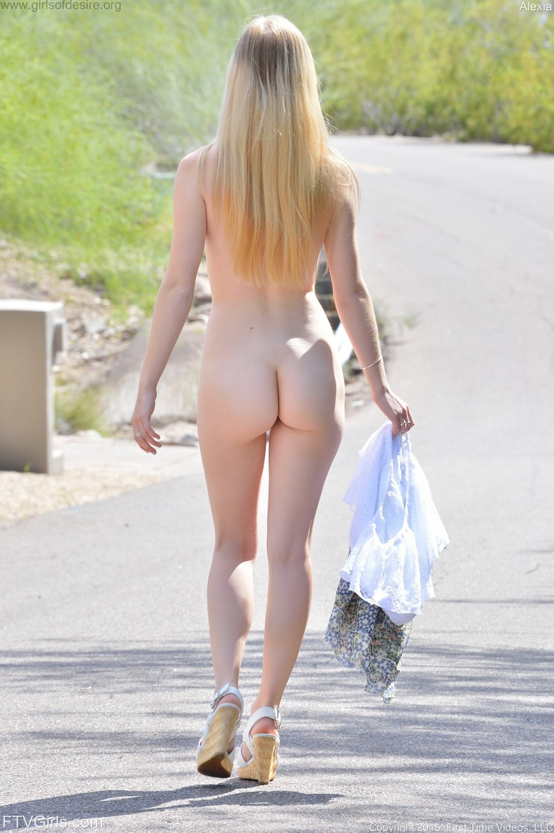 pantyless in the park #1