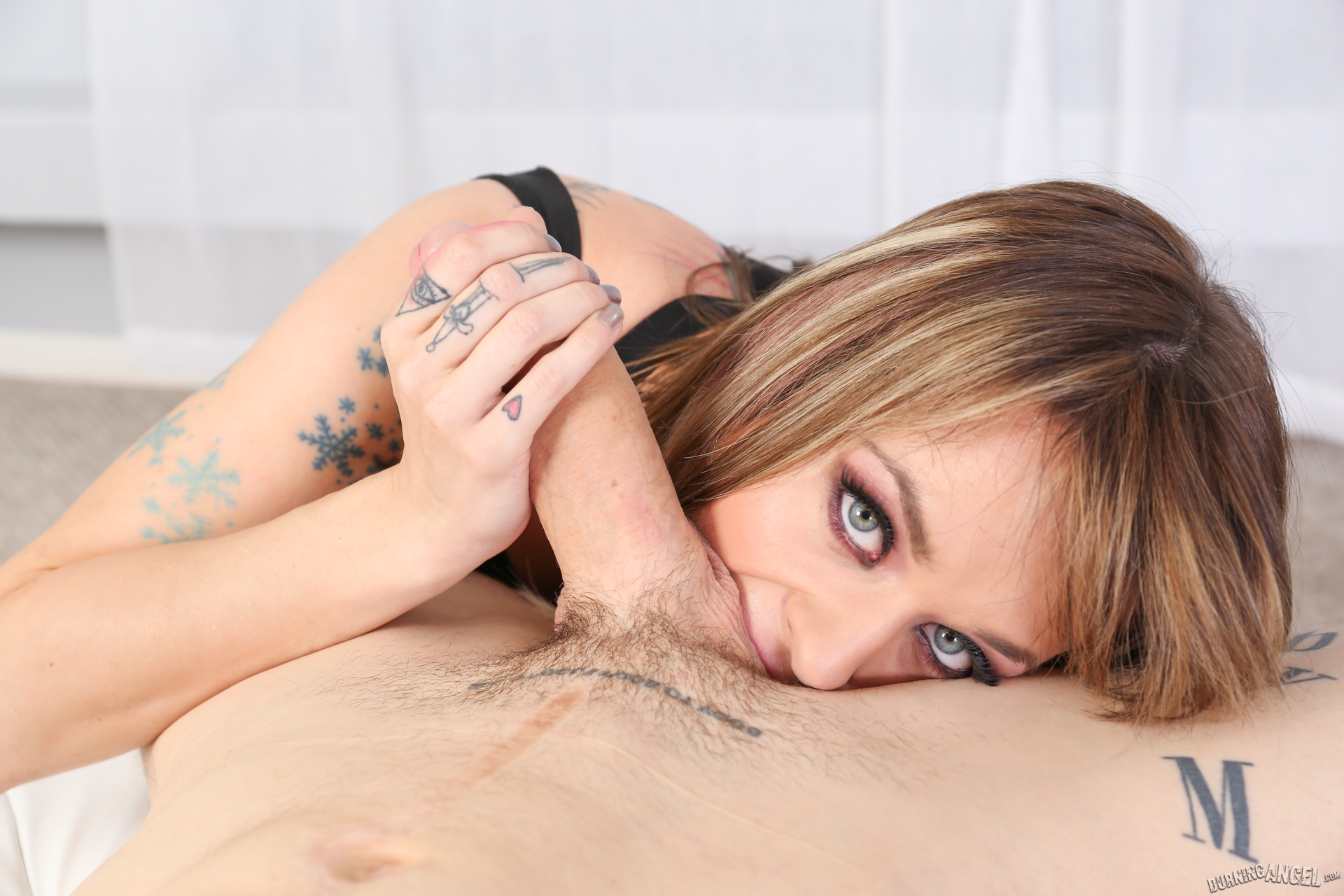 Sammie Six pussy and ass is burning after she had some hot sex #7