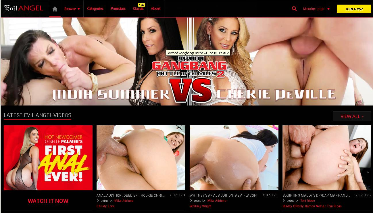 preview image pass  for evilangel.com