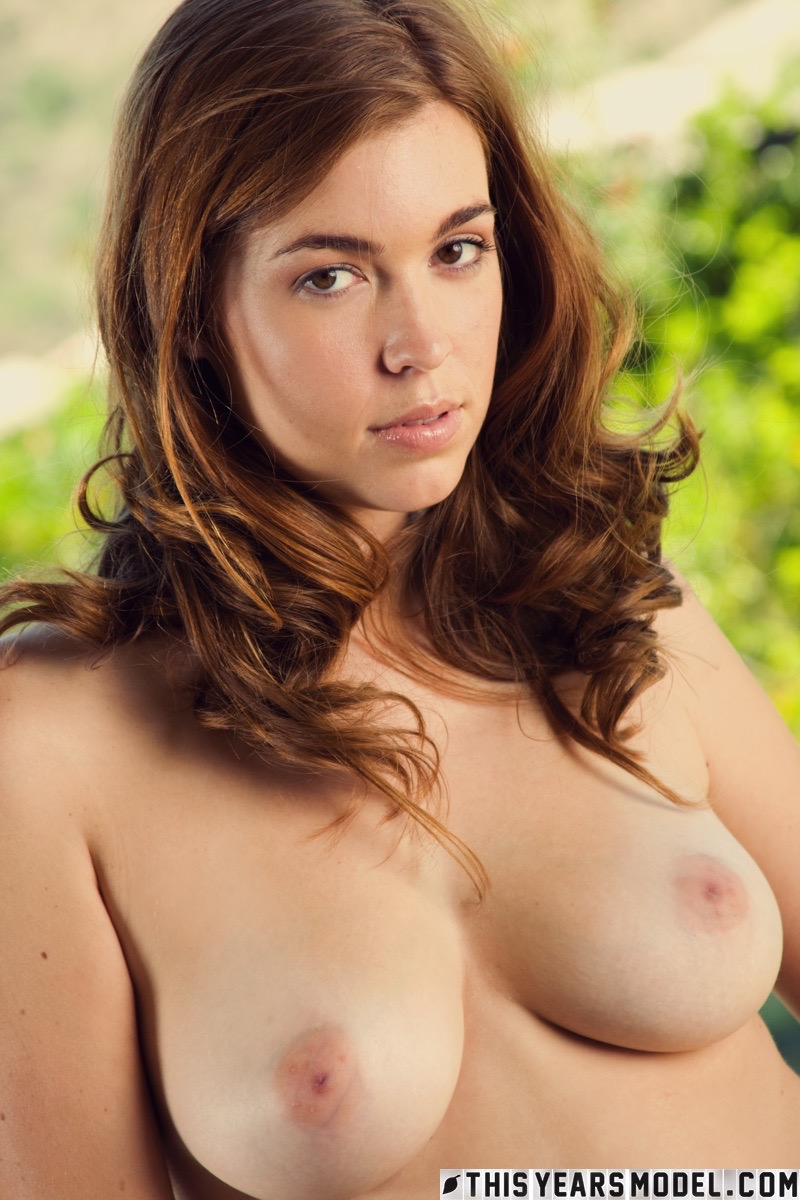 this years model danny is parking her delcious bikini tits in front of your eyes #11
