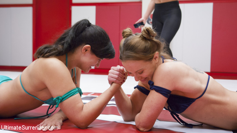ultimate surrender girls penny barber and cheyenne competing naked #2