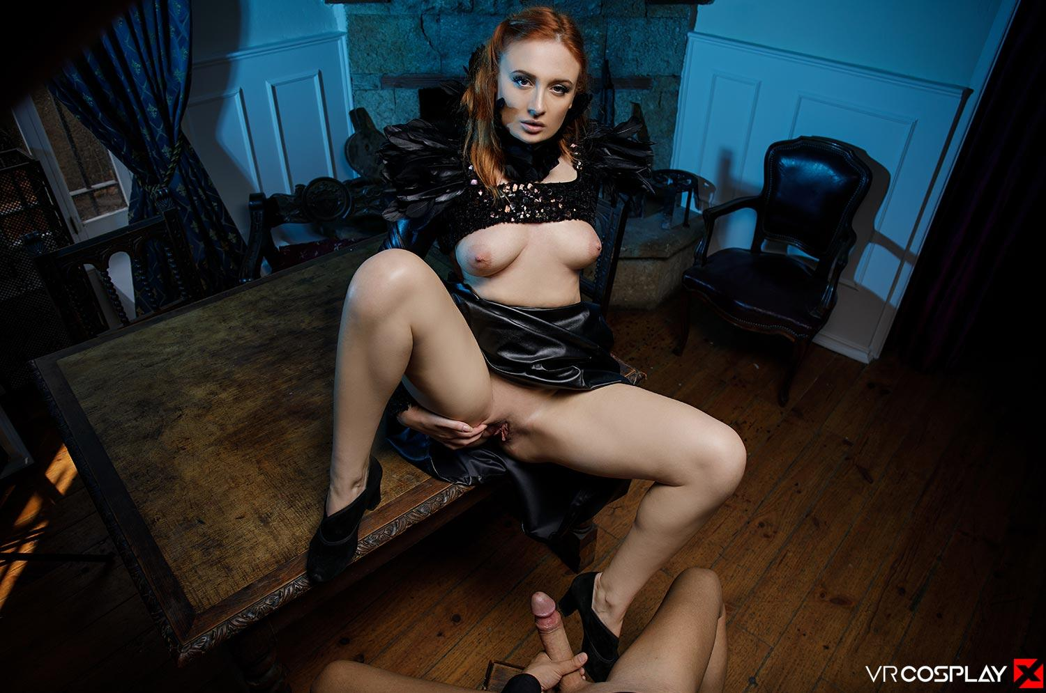 Sansas the sweetest daughter of Game of Thrones finally fucked picture 5
