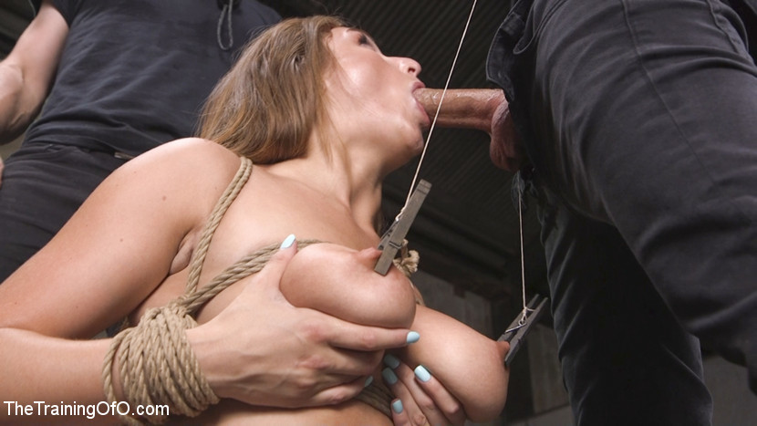 fierce mental sex and abuse games for female slave skyla snow #6