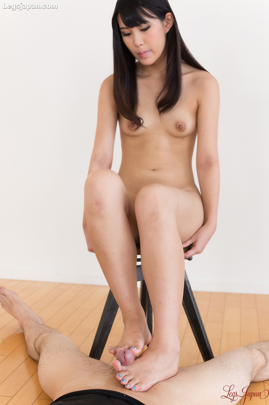 skilled feetsex till happy end with japanese cutie Kotomi Shinosaki #10