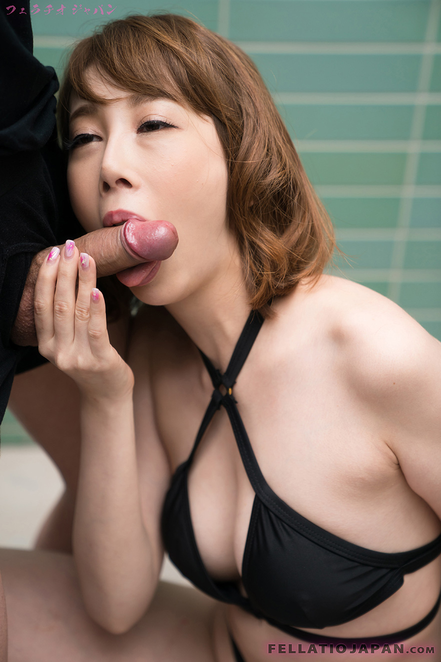 sloppy bikini bj with japanese cutieaya kisaki #12