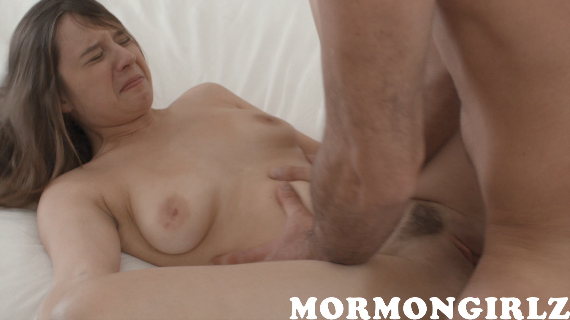 mormon girl is really nervous when fucked in front of her new housband #3