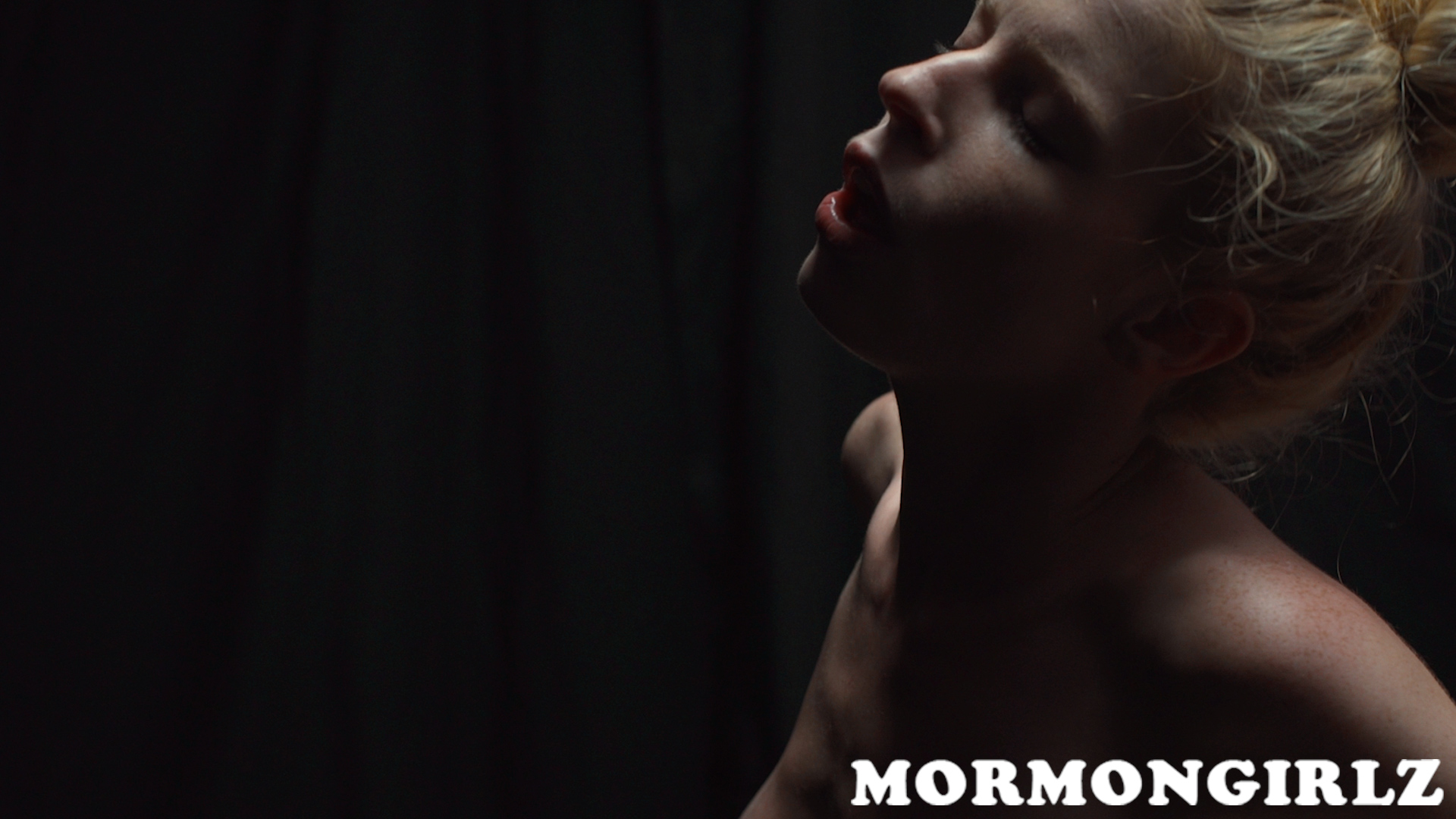 two girls from the mormon temple doing some clitoris meditation #6