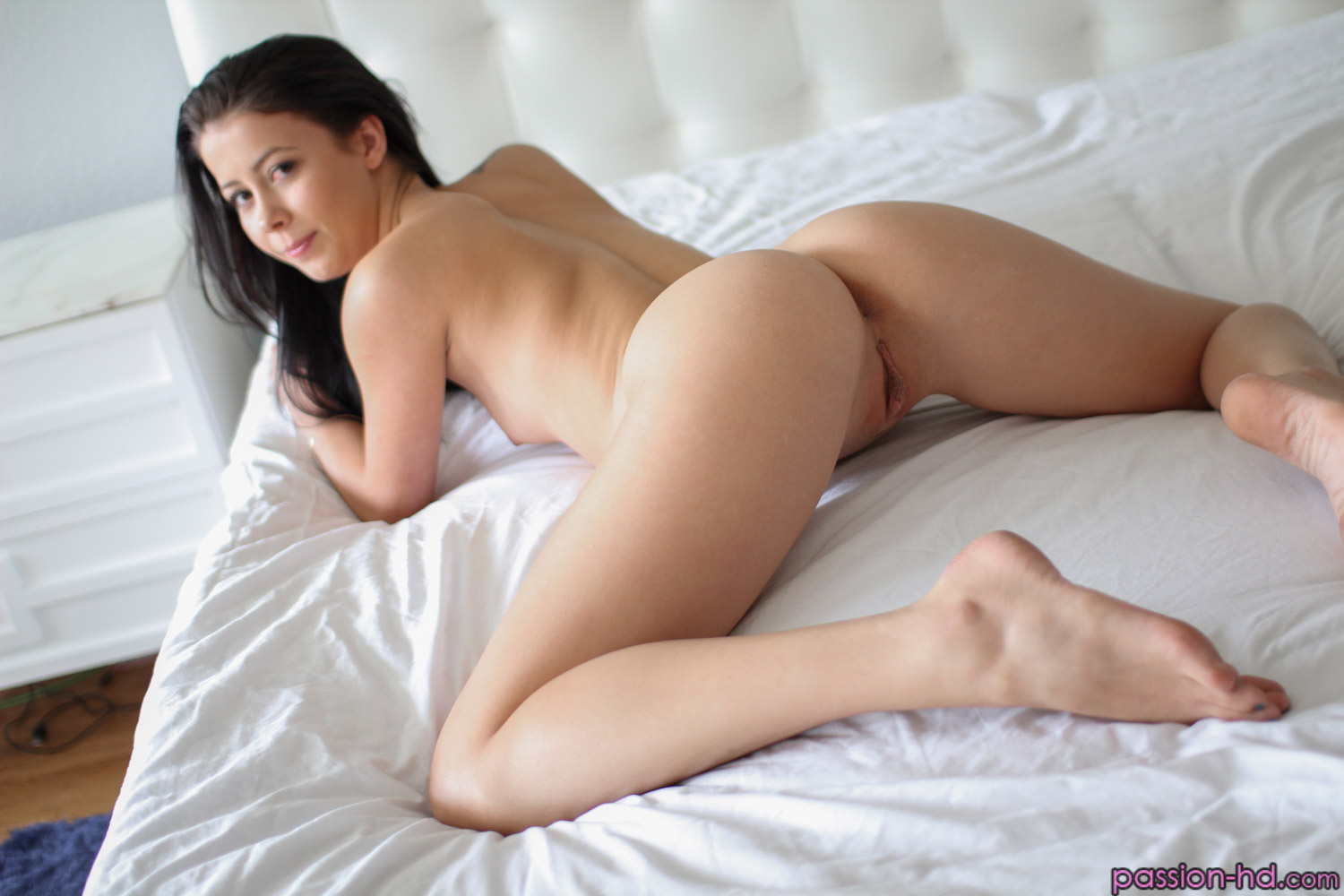 healty and very fertile creampie shoot for dark haired alaina from passion-hd #1