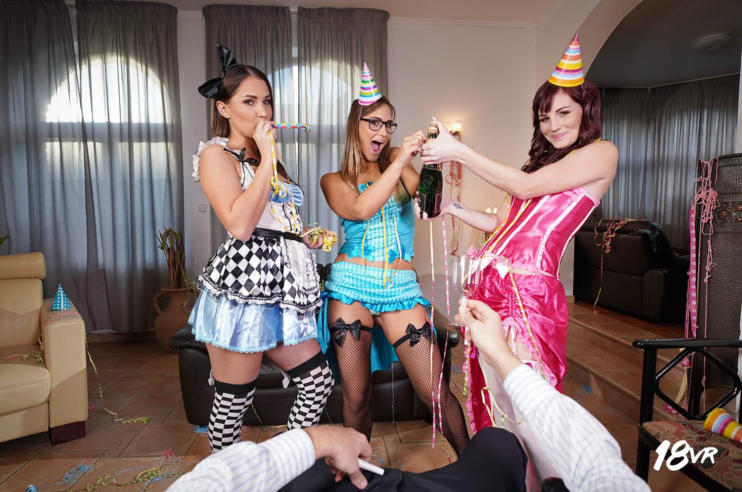 see how i had a great new years eve with 3 russian chicks picture 2