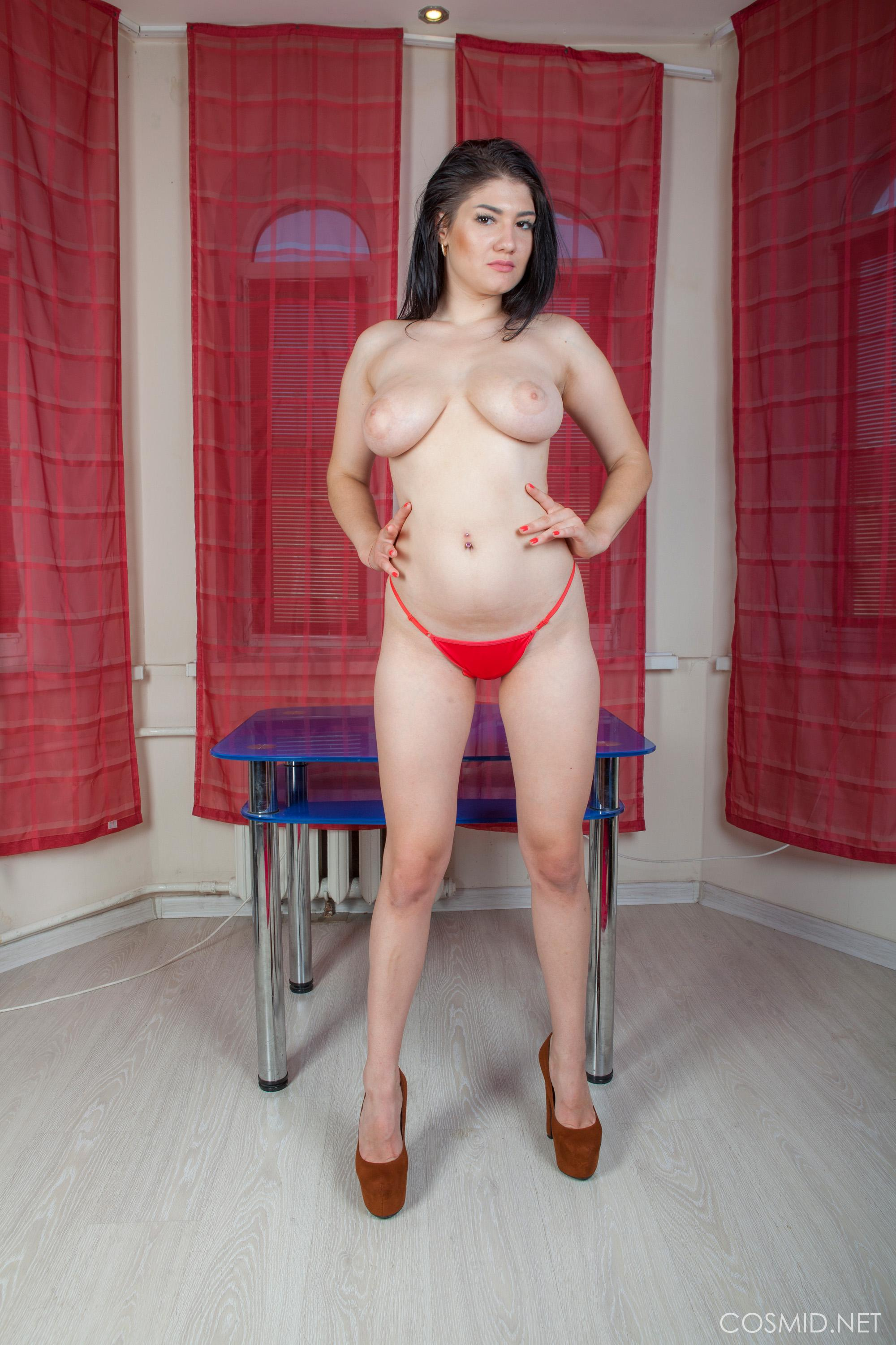 masterpiece of female labia exposed by cosmid model angela #1