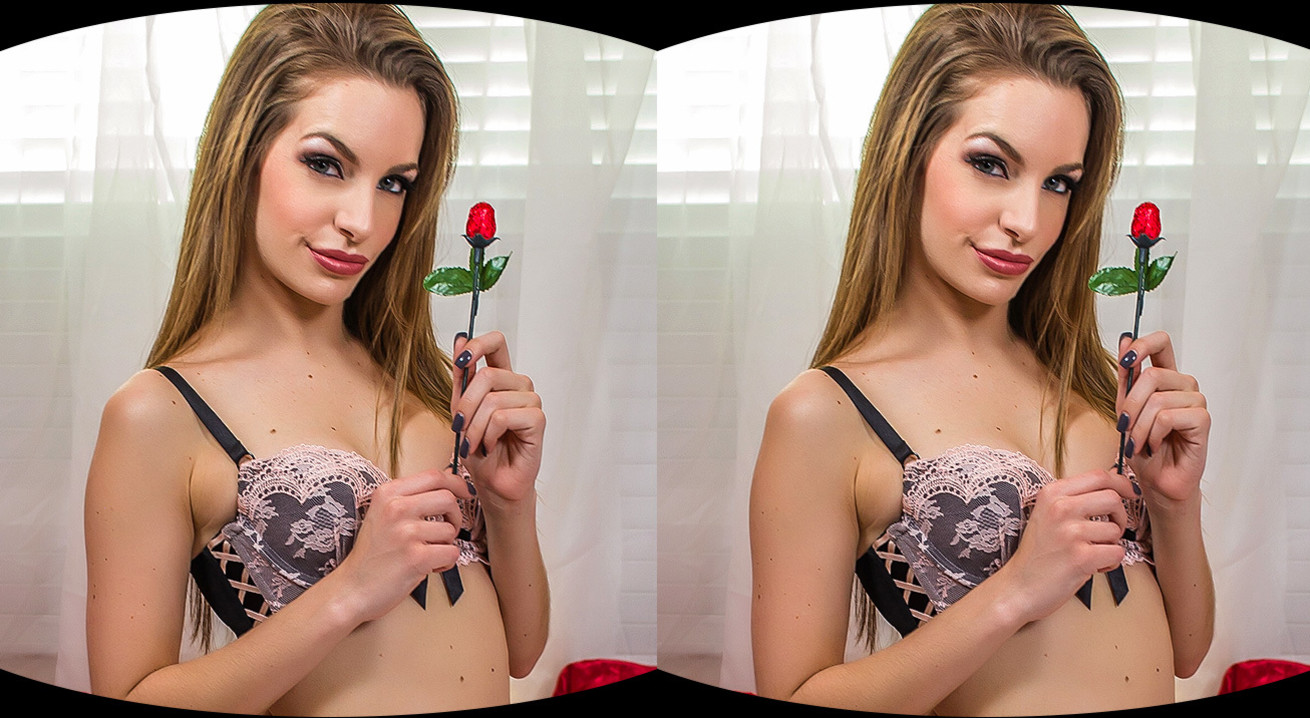 a rose is sometimes  all it takes toe enjoy vaginal penetration with kimmy granger #5