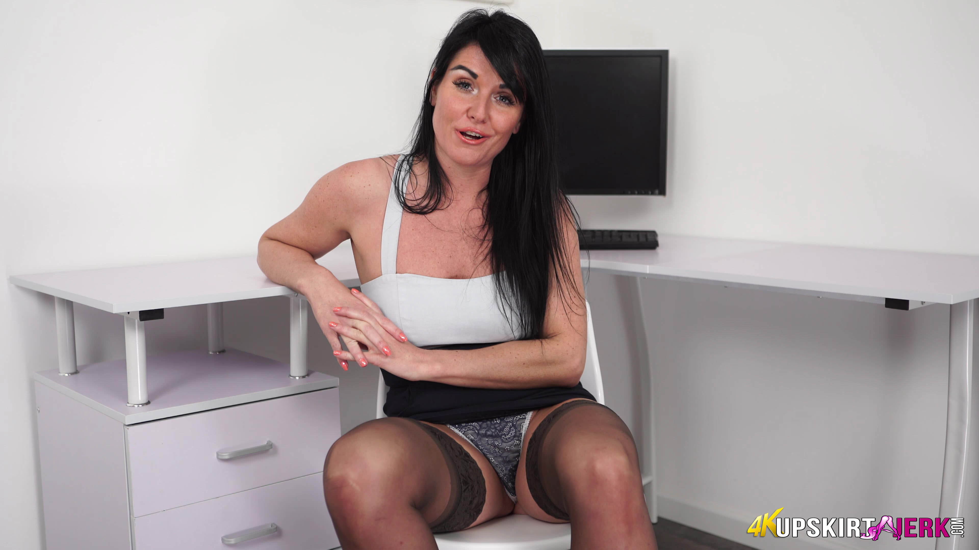 delicious upskirt perversions with prudish british girl  #7