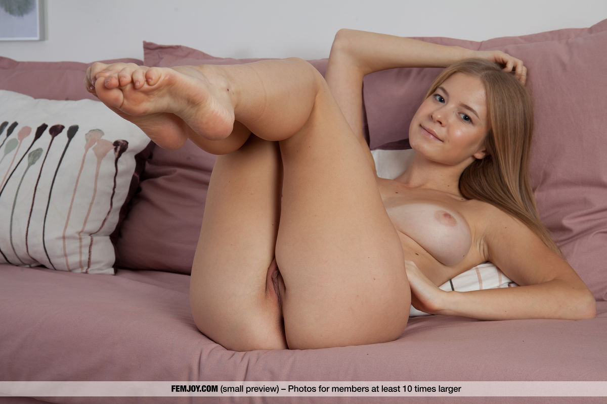 lazy day with flower from femjoy #12