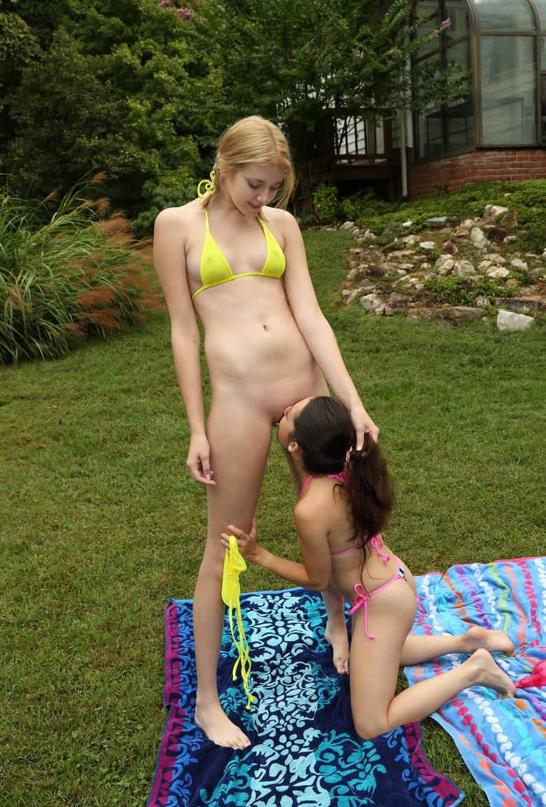 little girl and big girl picture 8
