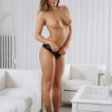 neat brunette luxury whore ready for some action picture 7