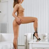 neat brunette luxury whore ready for some action picture 15