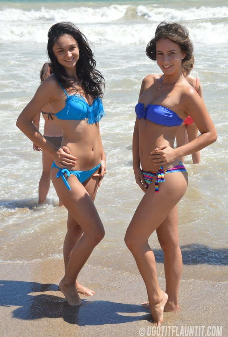 coming soon to your next nudist beach - merissa and demetria picture 2