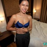 asian sex traveller doing selfies while banging young asian meat picture 6