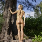 russian athletic girl nude in the forrest from hegre fantasies picture 5