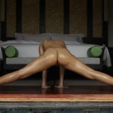 asian beauty pin crotching down for hegre-art picture 15
