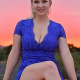 self confident young little lady showing her natural beauty picture 14