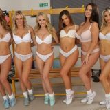 hog female lingerie team winning sexyness contest picture 10