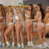 hog female lingerie team winning sexyness contest picture 11